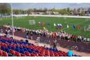 7 мая на стадионе «Чайка» прошли соревнования по лёгкой атлетике