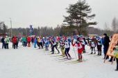 Традиционная лыжная гонка в Переславле-Залесском