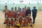 Юные баскетболисты из Углича стали чемпионами Первенства ЦФО