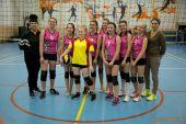 4 тур межмуниципальной детской волейбольной Лиги