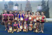 Результаты угличан в первенстве Ярославской области по спортивной акробатике