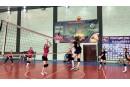 Сборная ДЮСШ на турнире по волейболу в Рыбинске