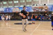 Юные баскетболисты ДЮСШ приняли участие в мастер-классе Андрея Кириленко