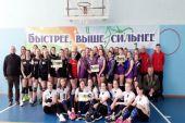 Новый Некоуз принял второй тур Волейбольной Лиги сельских школ