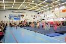 Новогодний праздник на отделении акробатики