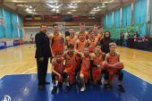 Баскетболисты ДЮСШ заняли 1 место в полуфинале Первенства России