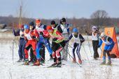 Первые соревнования по лыжным гонкам памяти тренера ДЮСШ И.В. Плачкова