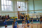 Волейбольная команда ДЮСШ на межрегиональном турнире в Калязине