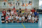 Состоялось первенство ДЮСШ по волейболу