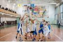Первые победы нового баскетбольного сезона