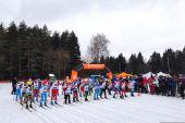 Лыжный марафон, посвящённый 800-летию Александра Невского