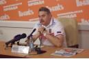 Приглашаем на встречу с главным тренером мужской сборной России по волейболу