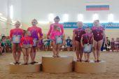 Четыре призовых места в Костроме у акробатов ДЮСШ
