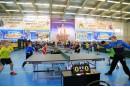 В Угличе прошли Всероссийские соревнования по настольному теннису