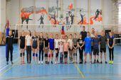 Первый семейный турнир по волейболу в угличской ДЮСШ